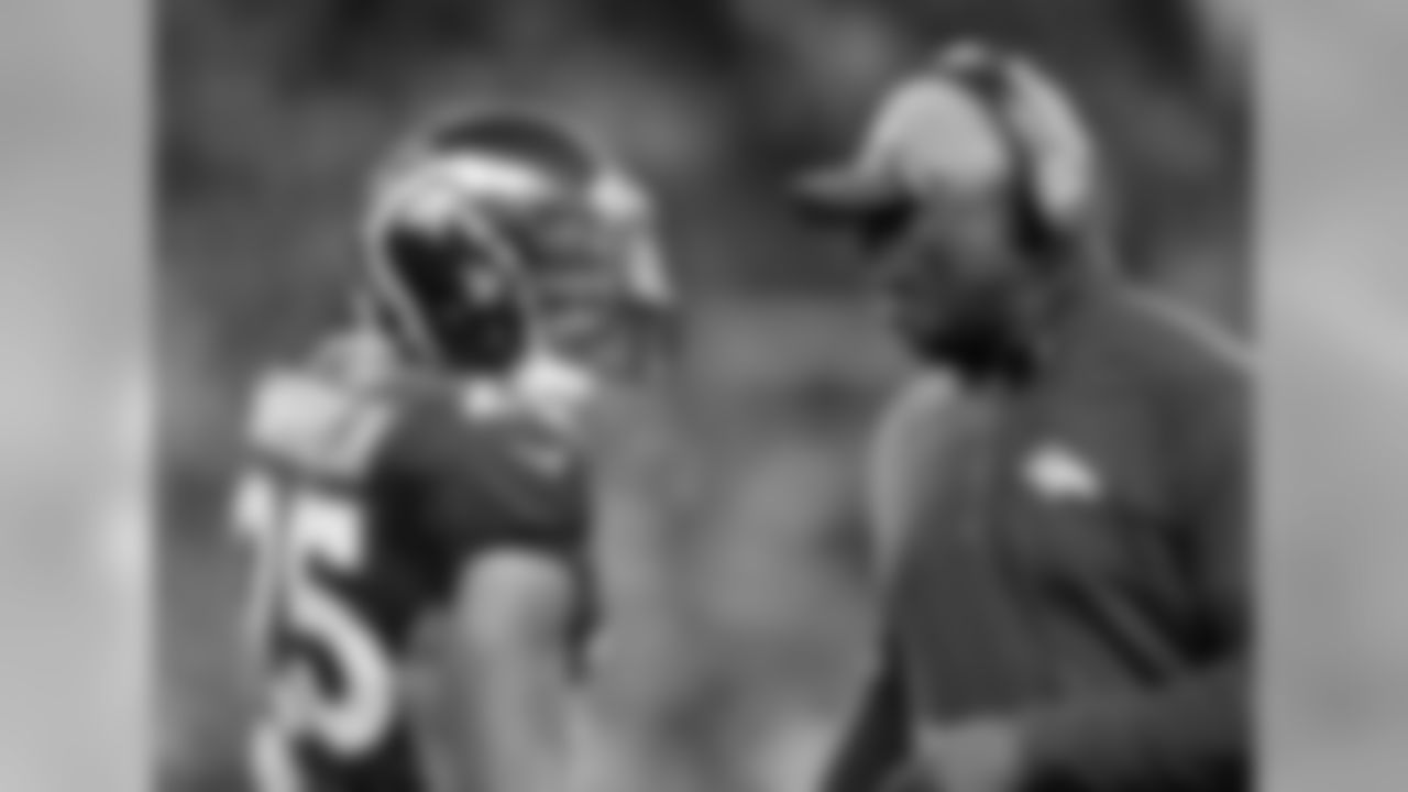 Denver Broncos - Defensive backs coach (2015-16)- Defensive coordinator (2017-pres.)