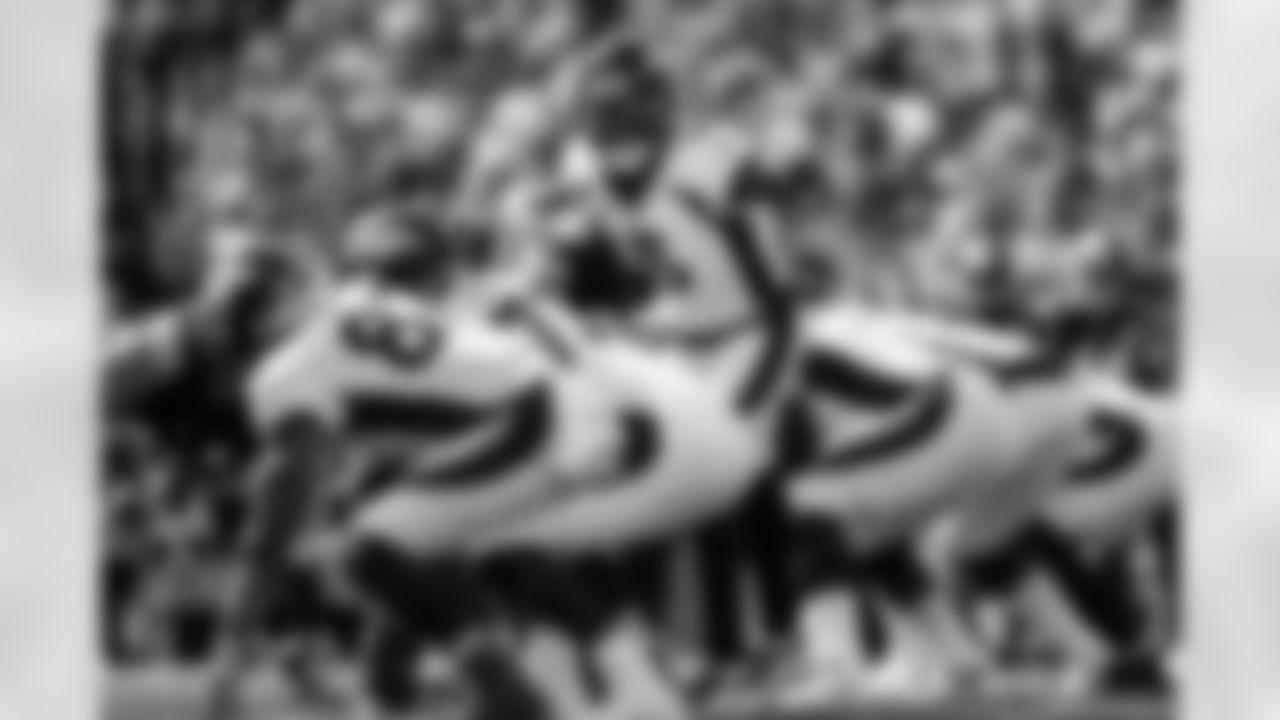 Teddy Bridgewater during the Broncos' Week 5 game against the Pittsburgh Steelers at Heinz Field in Pittsburgh, Pennsylvania on October 10, 2021. (Photo by Gabriel Christus)