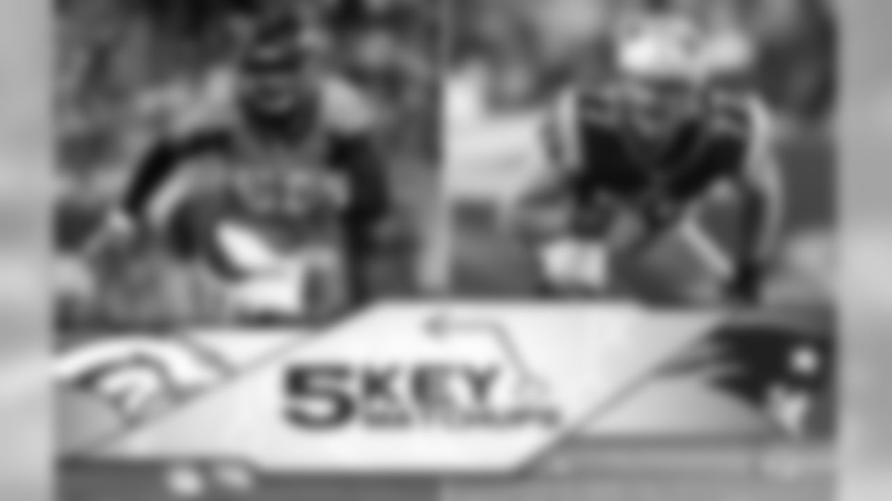 """Von Miller and Nate Solders are very familiar with each other. Miller (Texas A&M) and Solder (Colorado) both competed in the Big 12 during college and Miller considers him one of the """"better tackles in the league.""""""""I played him my rookie season; I played him every year in the league,"""" Miller said. """"We're real good friends off the field. Nate, that's one of my guys. I see him every offseason. We hang every offseason. Nate is just one of those guys, a super classy guy. I enjoy being around him but Sundays I just have to get my suit on, we have to play football and every year we have a pretty good matchup."""" Miller sits in second in the NFL with nine sacks. His October, where he totaled 14 tackles and seven sacks, earned him the AFC Player of the Month. For an offensive line that got off to a shaky start in allowing nine sacks in their first four games, Miller will pose a tough challenge."""