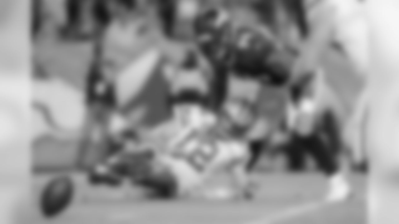 If there was one game that showed the Broncos' 2015 defense was simply on a different playing field than the rest of the league, it was their 29-10 win over the Packers. The Nov. 1 win may be exemplified by Ware's sack of Aaron Rodgers. Ware knocked the ball loose from Rodgers, and though the Packers recovered in their own end zone, the Broncos' lead grew to 29-10. In all, the Broncos held Rodgers to 77 yards passing and no touchdowns. Ware's play wasn't the biggest of the game, but it certainly put the cap on one of the Broncos' most-impressive wins of the year.