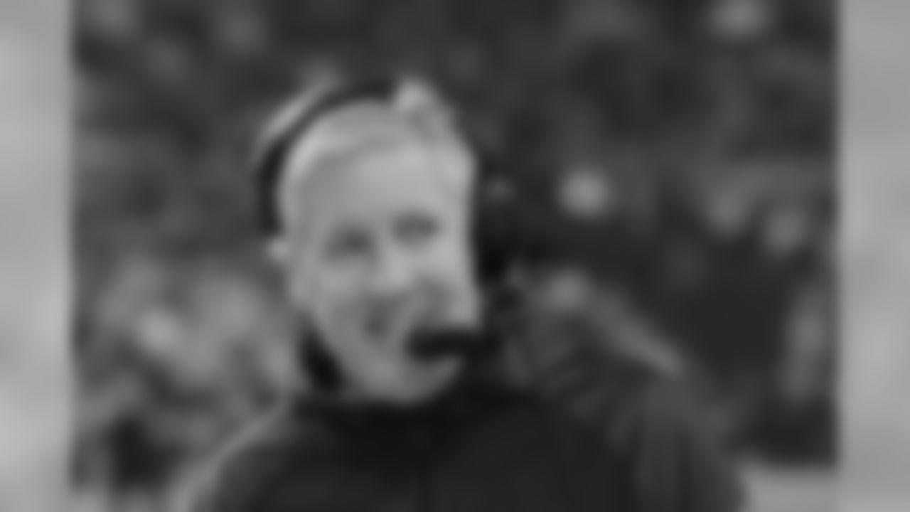 Head Coach Pete Carroll