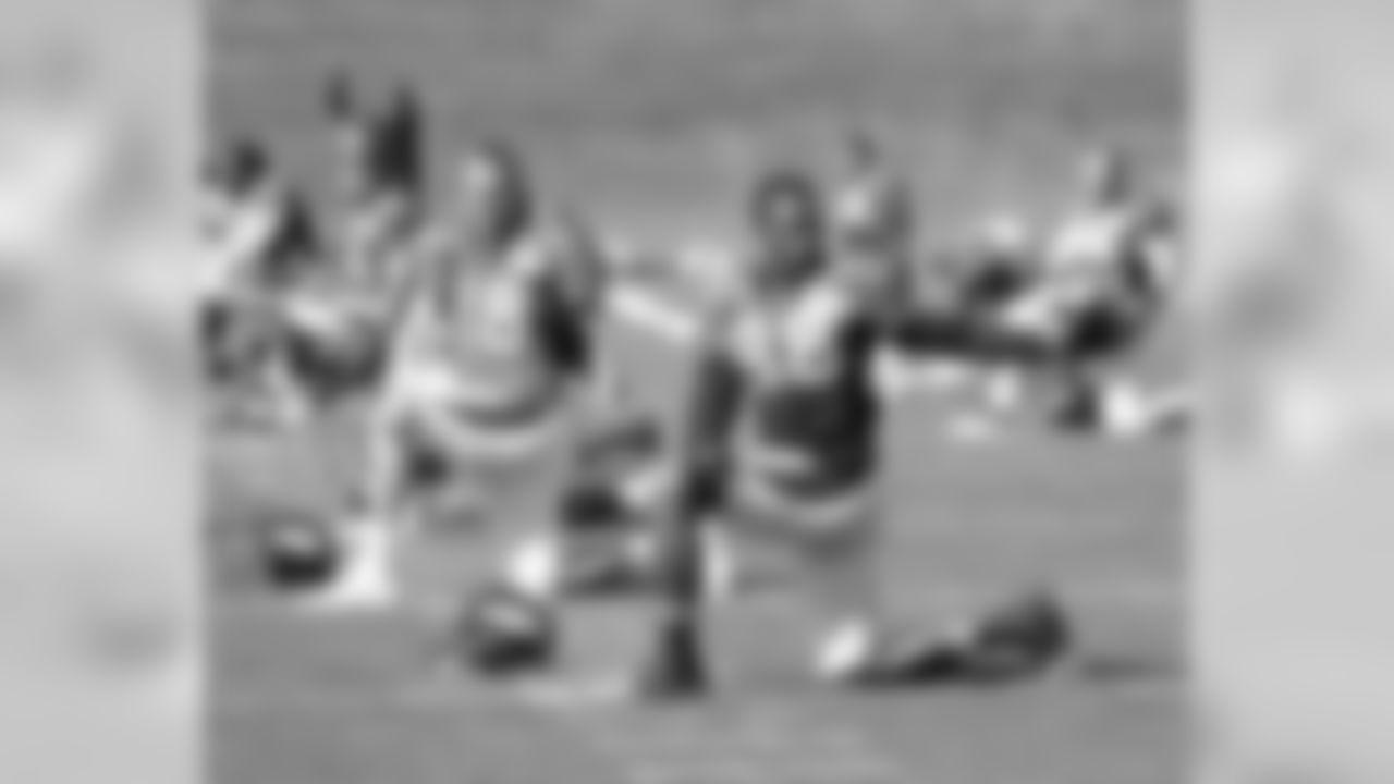 Peyton Manning and Demaryius Thomas