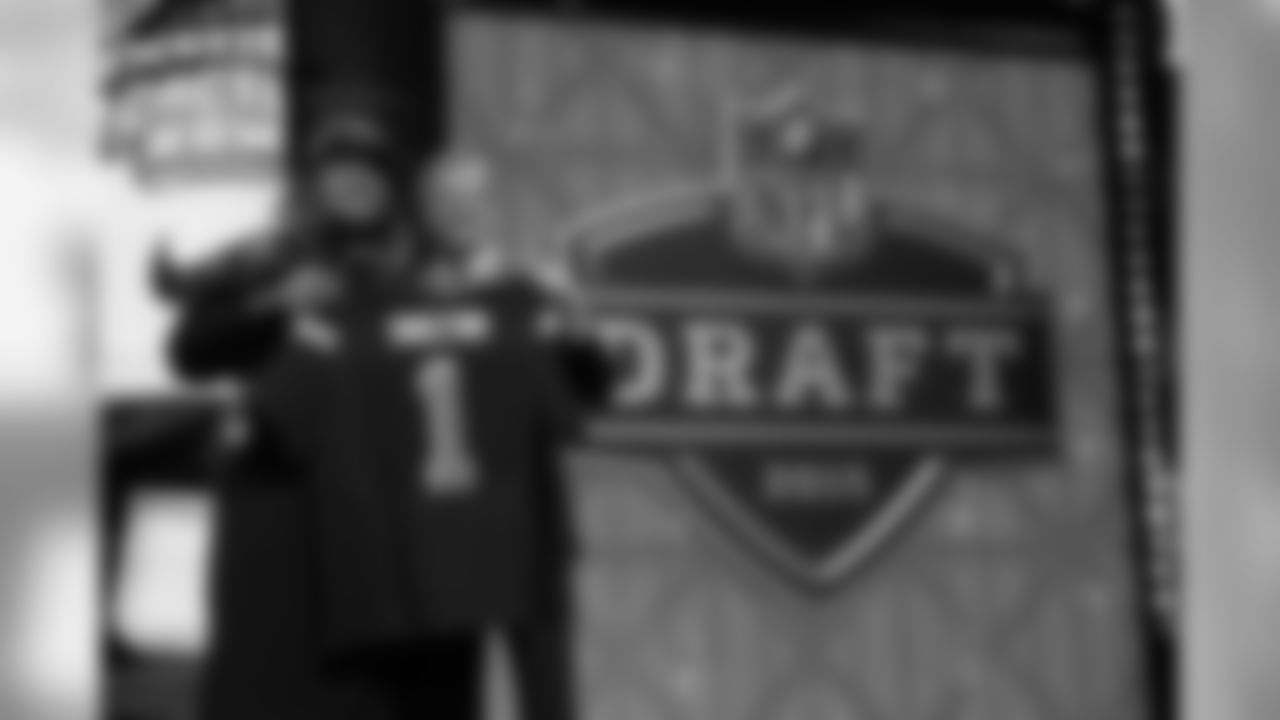 Browns Draft Pick: DT Danny Shelton