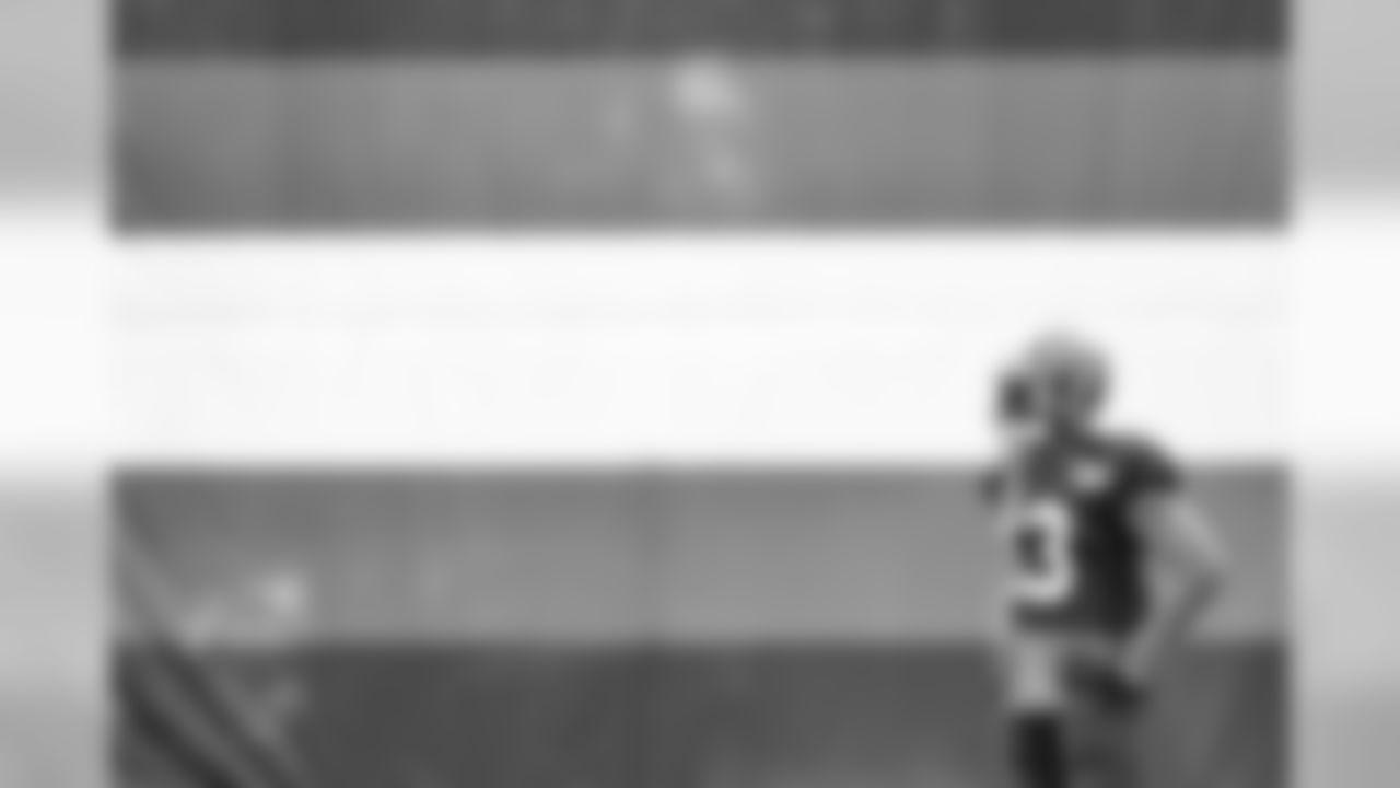 Wide receiver Odell Beckham Jr. (13) during practice on October 30, 2019