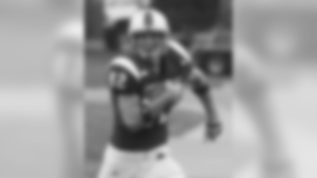 Gary Barnidge's career at Louisiville: 48 games (29 starts), 108 catches, 1491 yards, 17 TDs.