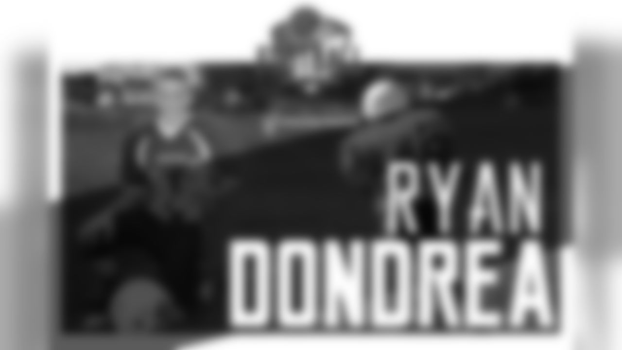 Football Kid of the Week Ryan Dondrea  Favorite School Subject Math  Favorite Browns Player Gary Barnidge  Nickname N/A  Football Position Running back, wide receiver, linebacker  Aspirations Policeman  Years Played 6 Click here to watch the Kid of the Week video.