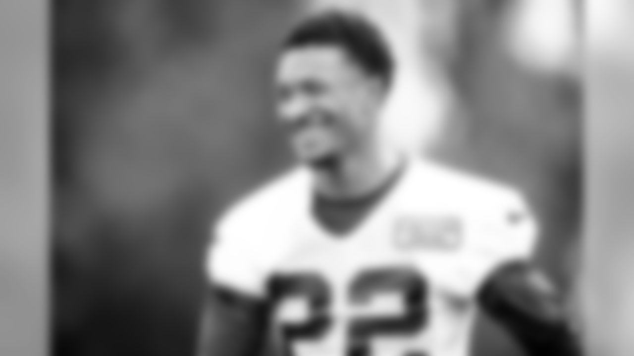 Safety Grant Delpit (22) during workouts on July 30, 2020