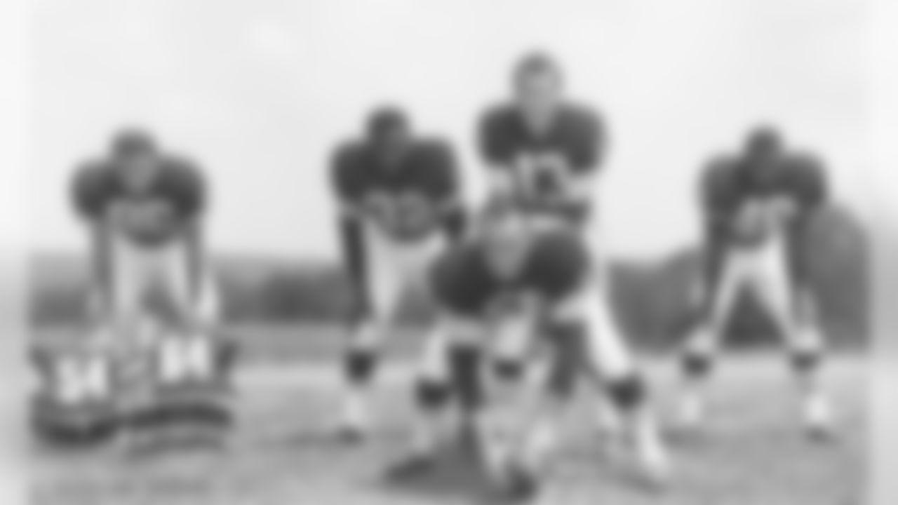 1964 Backfield