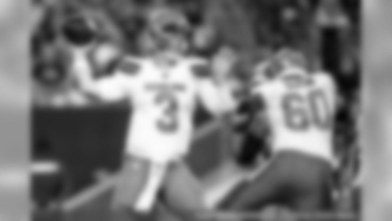 Quarterback Garrett Gilbert (3)