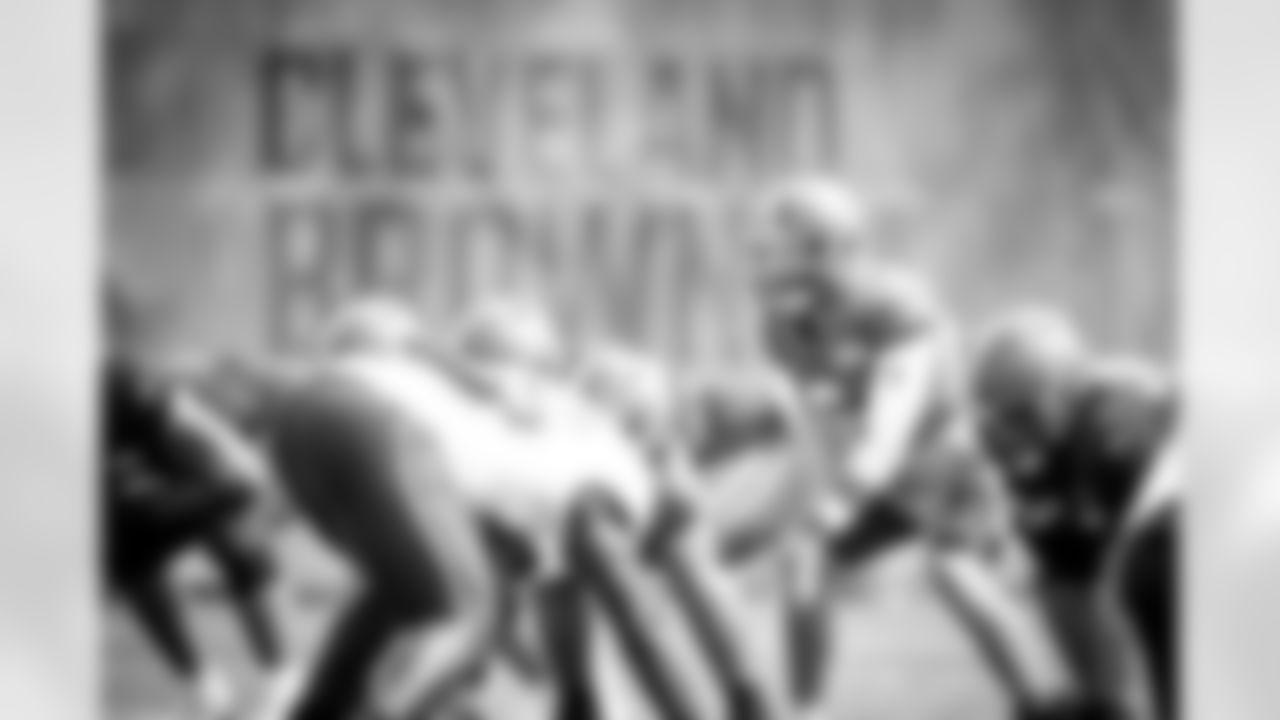 Quarterback Baker Mayfield (6) during practice on September 1, 2020