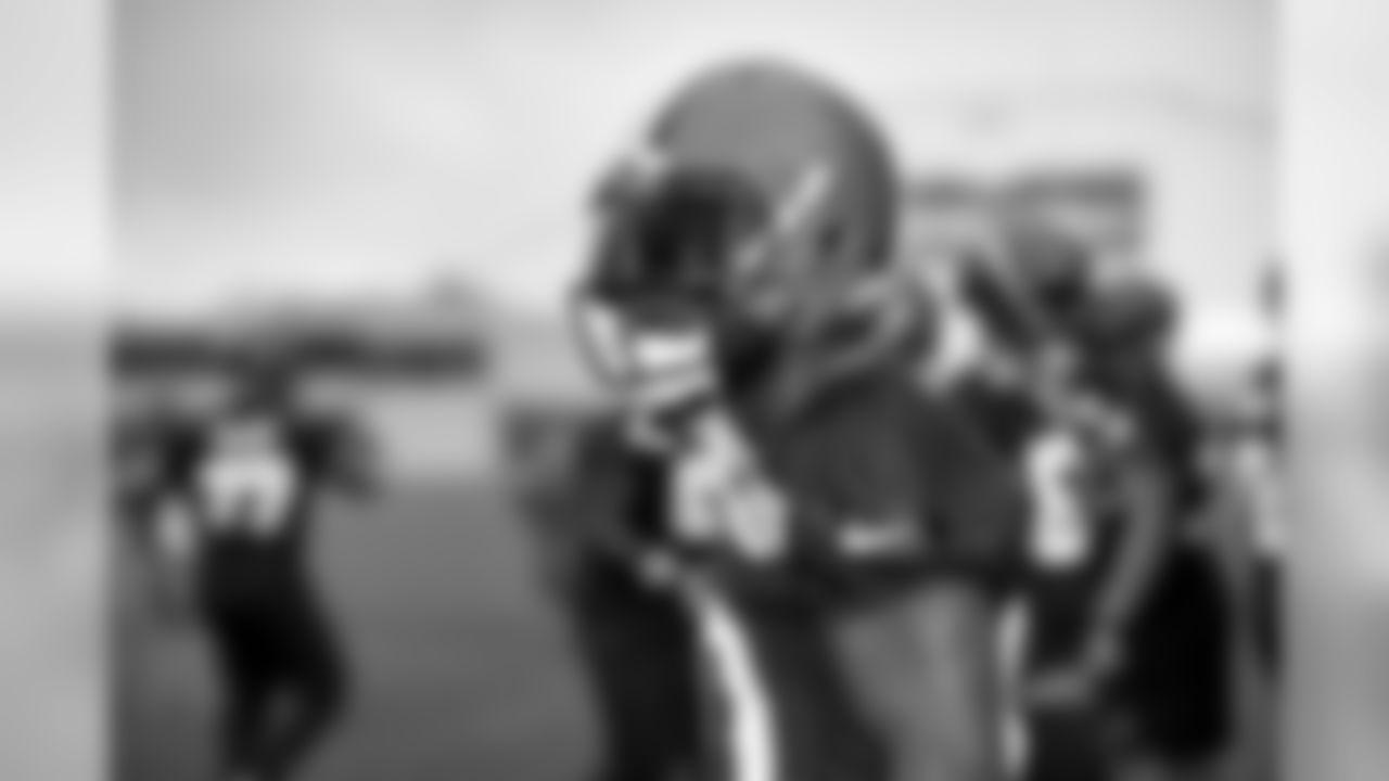 Wide receiver Jarvis Landry (80) during practice on September 2, 2019