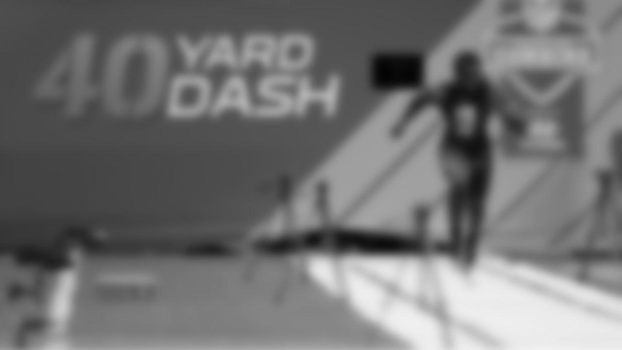 1. RB Keith Marshall, 4.31 (Georgia)