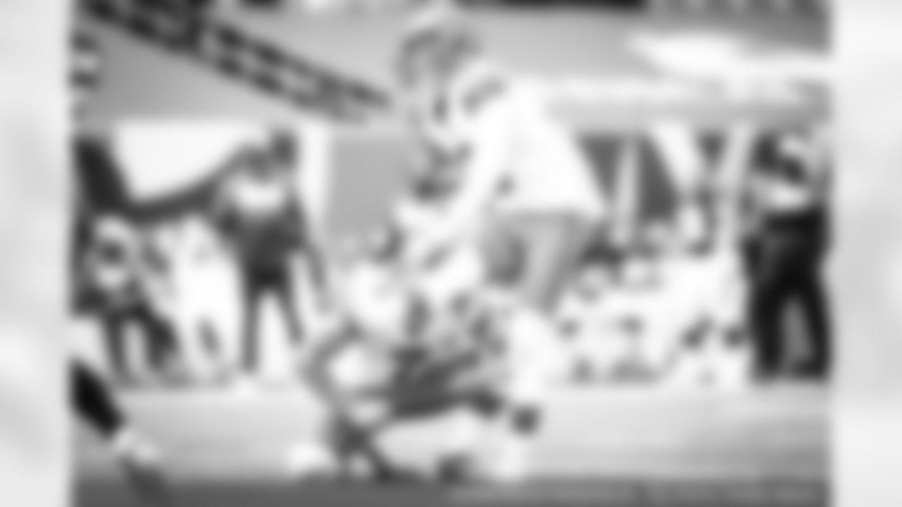 Kicker Cody Parkey (2)