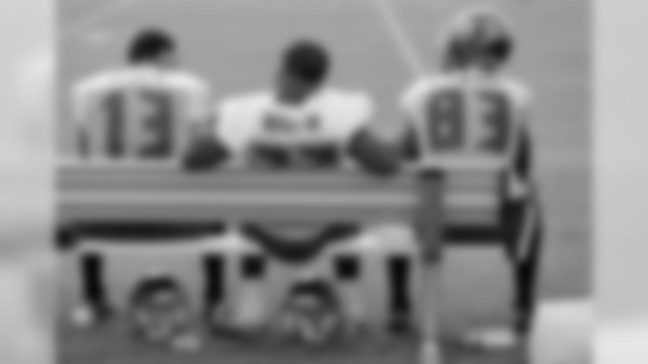 WR Mike Evans, RB Doug Martin, WR Vincent Jackson