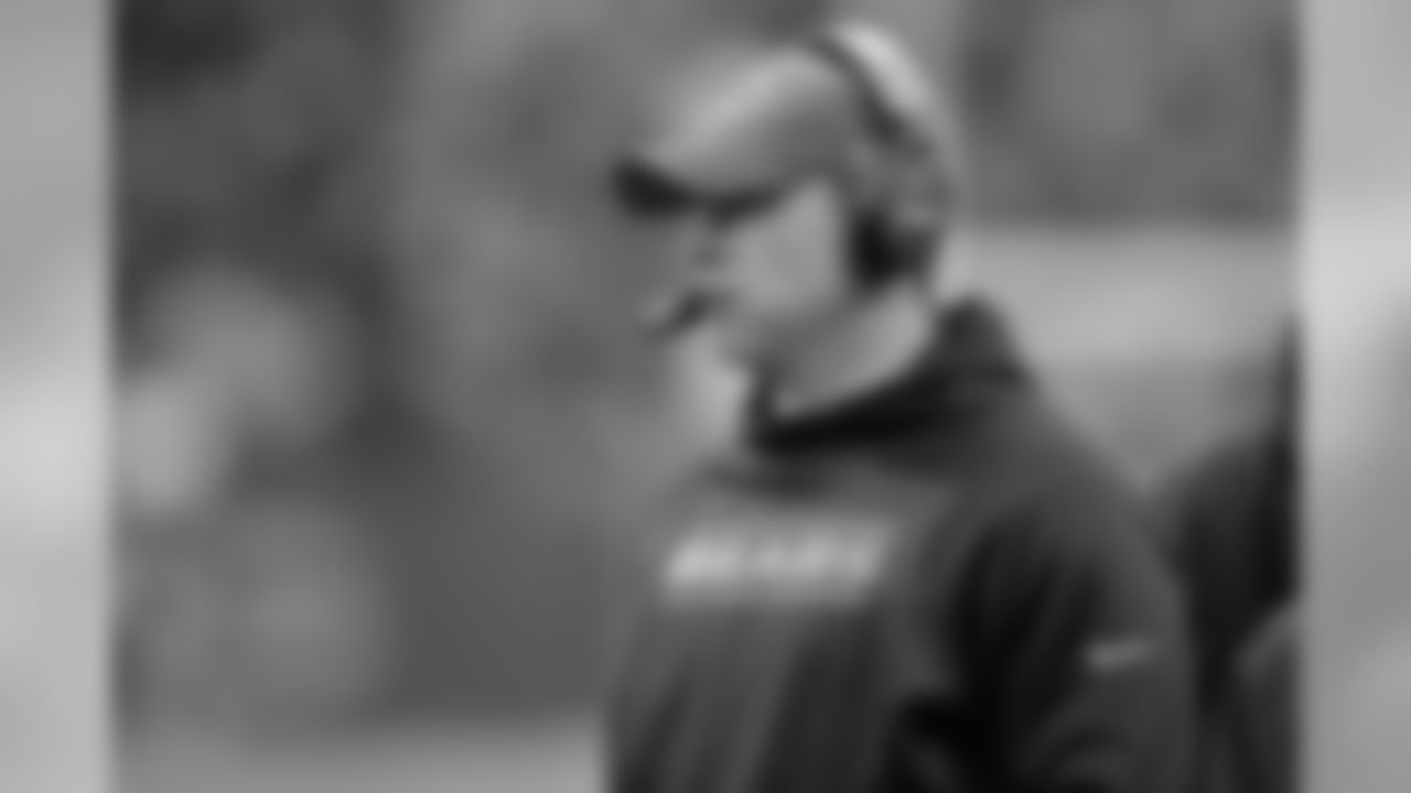 Adam Gase, OC, Bears