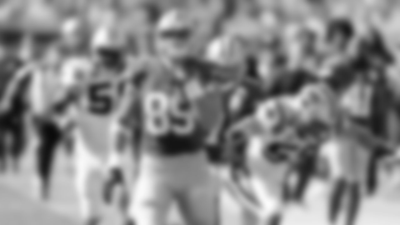 89 TE Vance McDonald