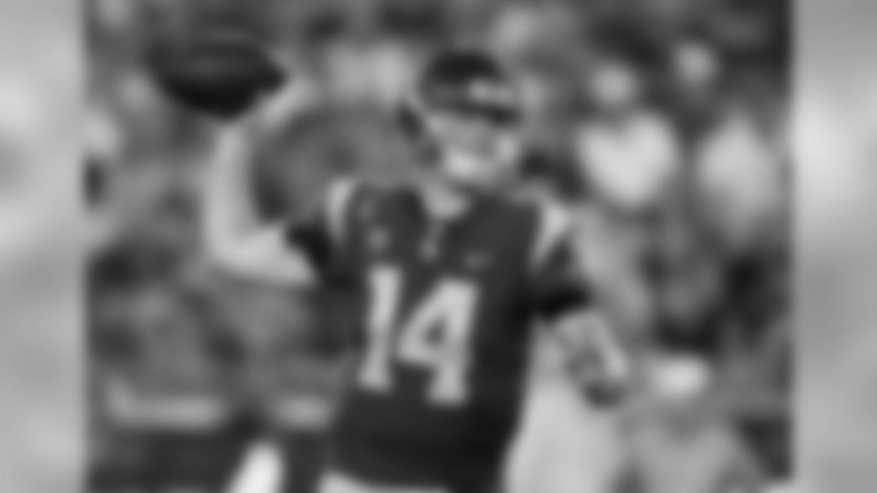 1- Browns Sam Darnold - QB, USC