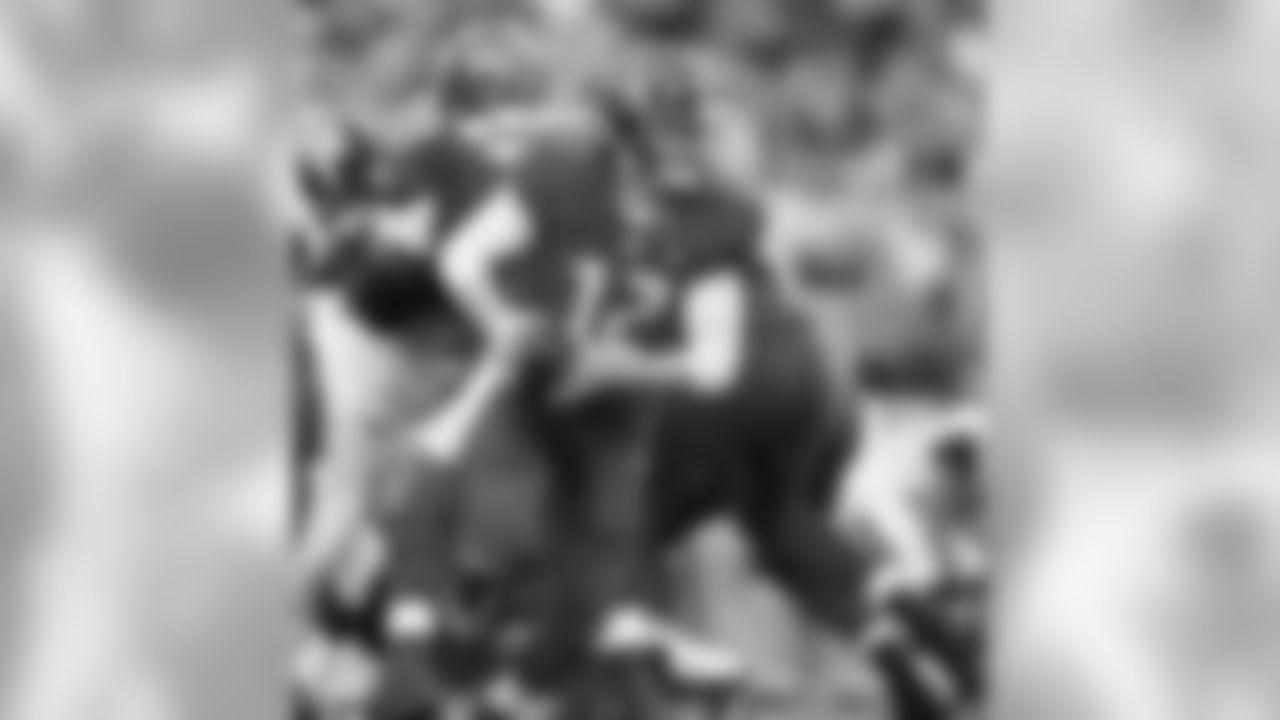#12 - QB Josh McCown