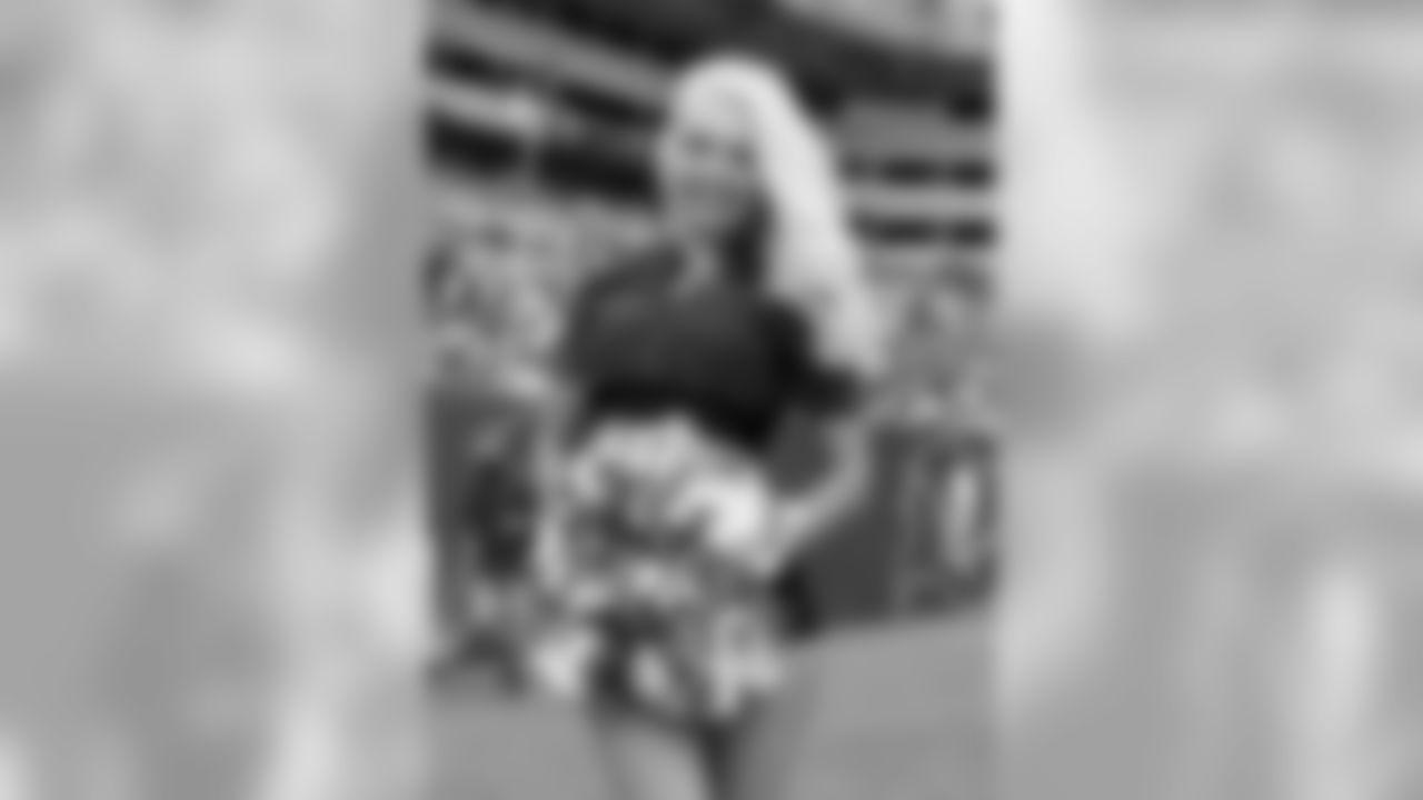 The best photos of Buccaneers Cheerleader Samantha Blair.
