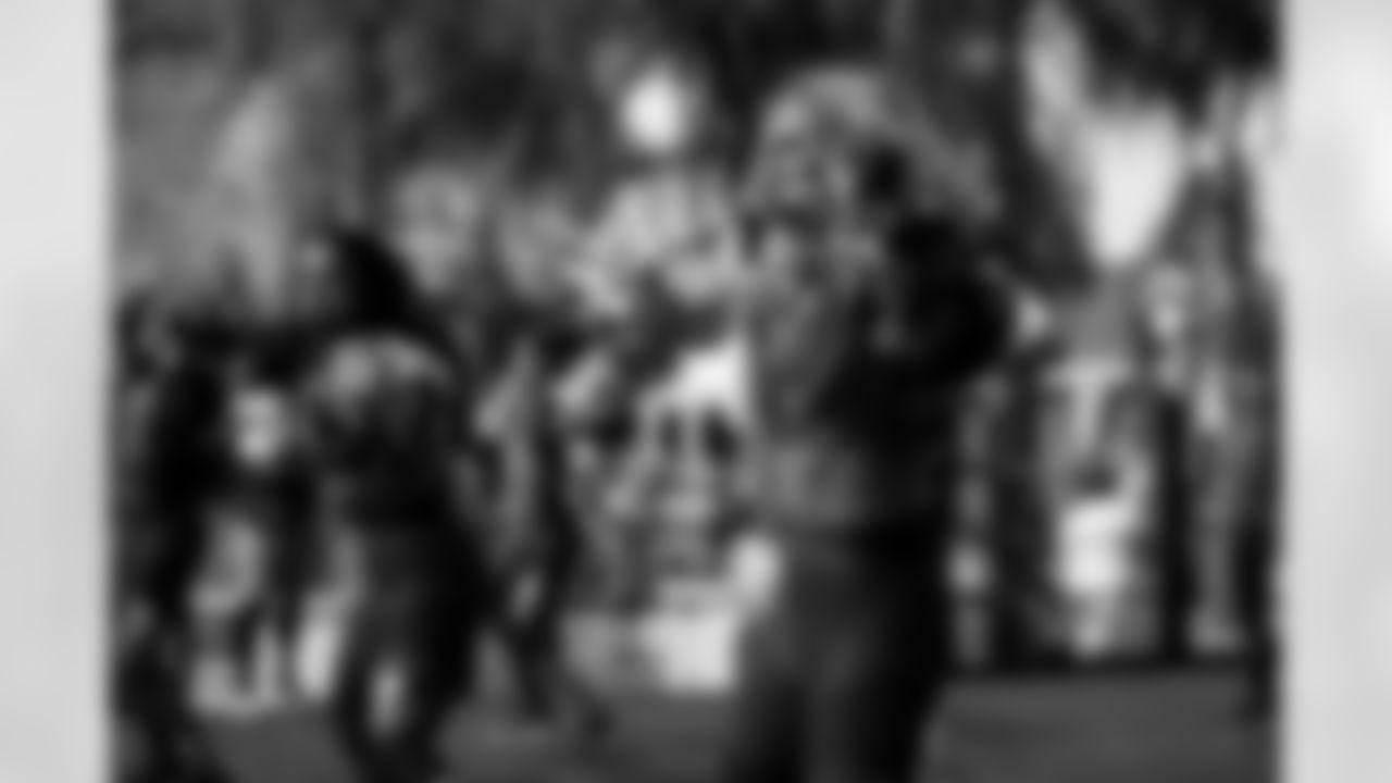 TAMPA, FL - DECEMBER 13, 2020 - Tampa Bay Buccaneers Cheerleaders during the game between the Minnesota Vikings and Tampa Bay Buccaneers at Raymond James Stadium. The Buccaneers won the game, 26-14. Photo By Matt May/Tampa Bay Buccaneers
