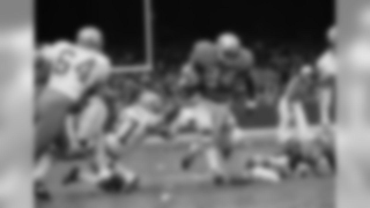 1967: RB Mel Farr - Lions