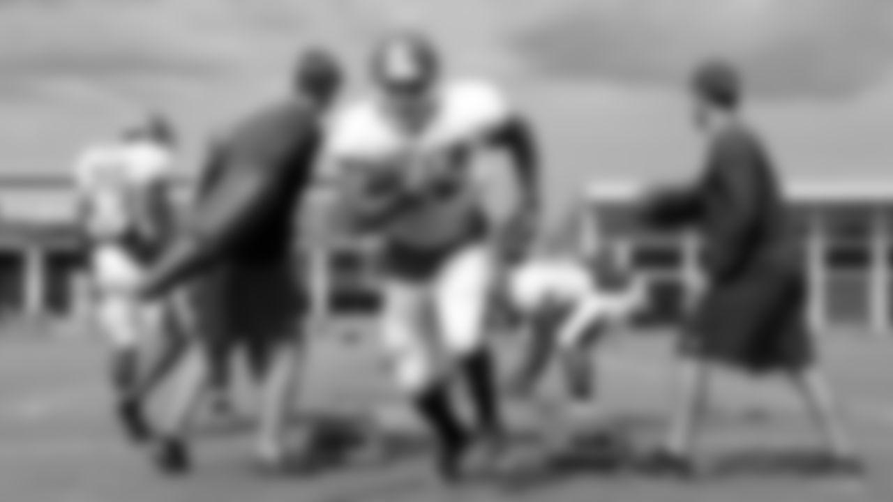 22 RB Doug Martin