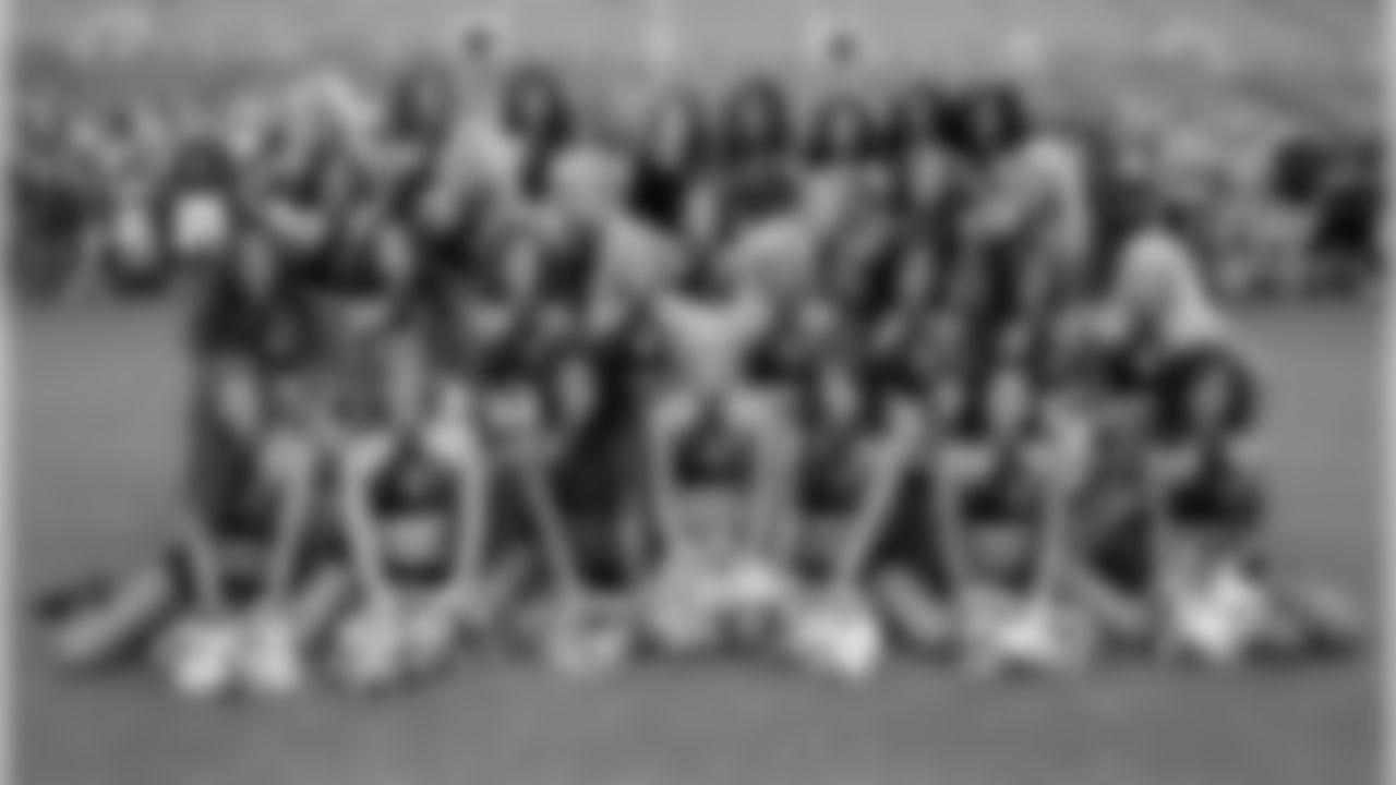 2014 Tampa Bay Buccaneers Cheerleaders