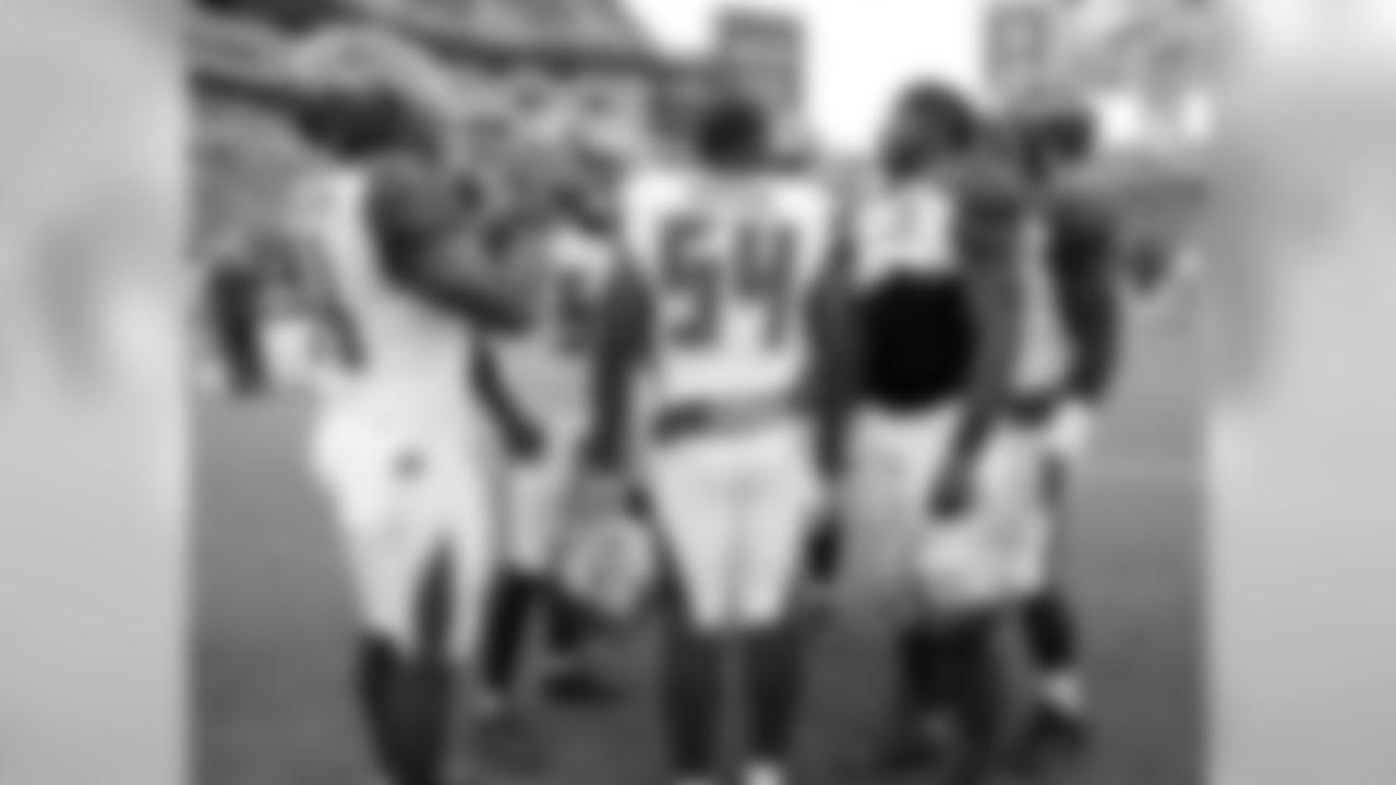 Bucs Linebackers