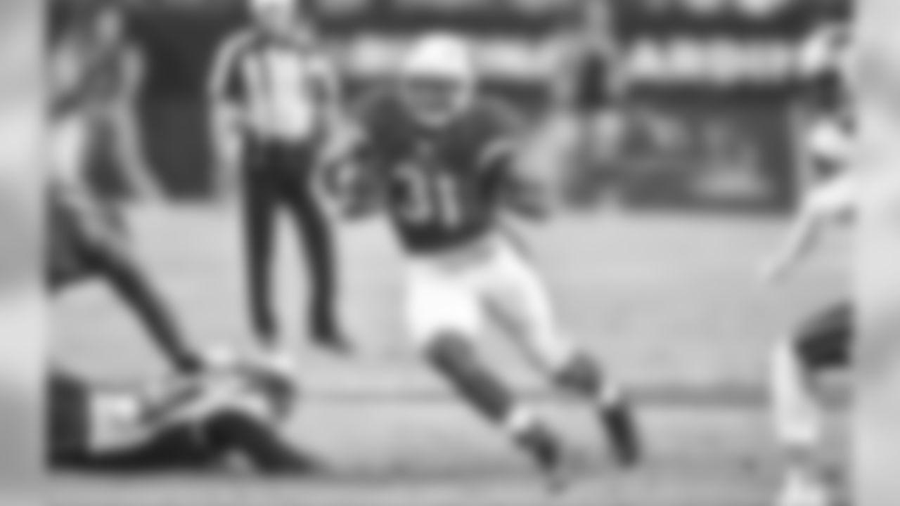 Week 1 vs. the Patriots: 89 rush yards, TD; 43 receiving yards