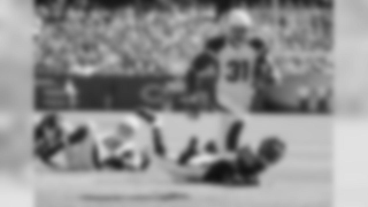 RB David Johnson: 108-yard kickoff return; 5 rush, 42 yards, TD