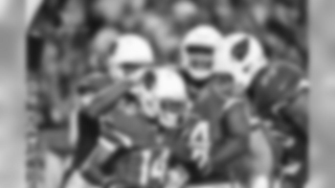 WR J.J. Nelson after his touchdown against Washignton