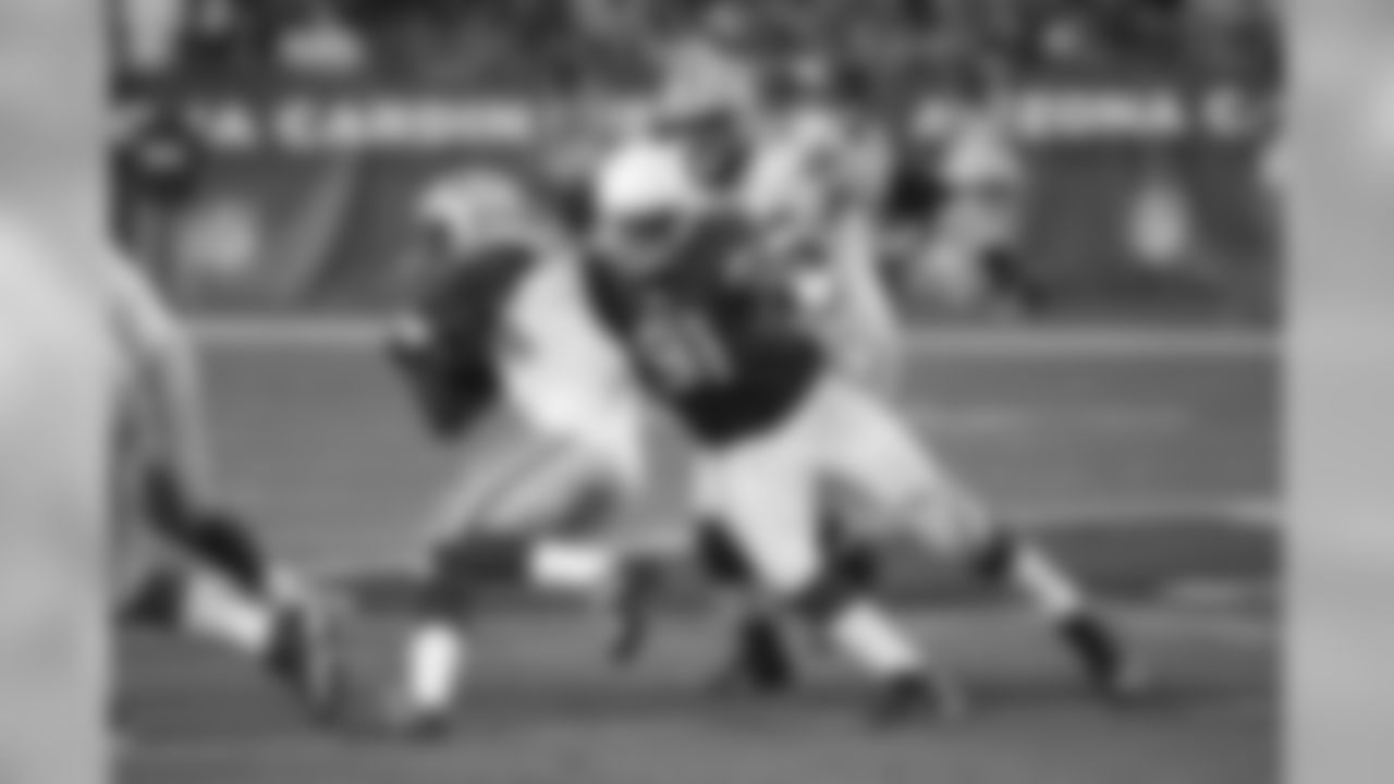 DT Ed Stinson: 20 tackles