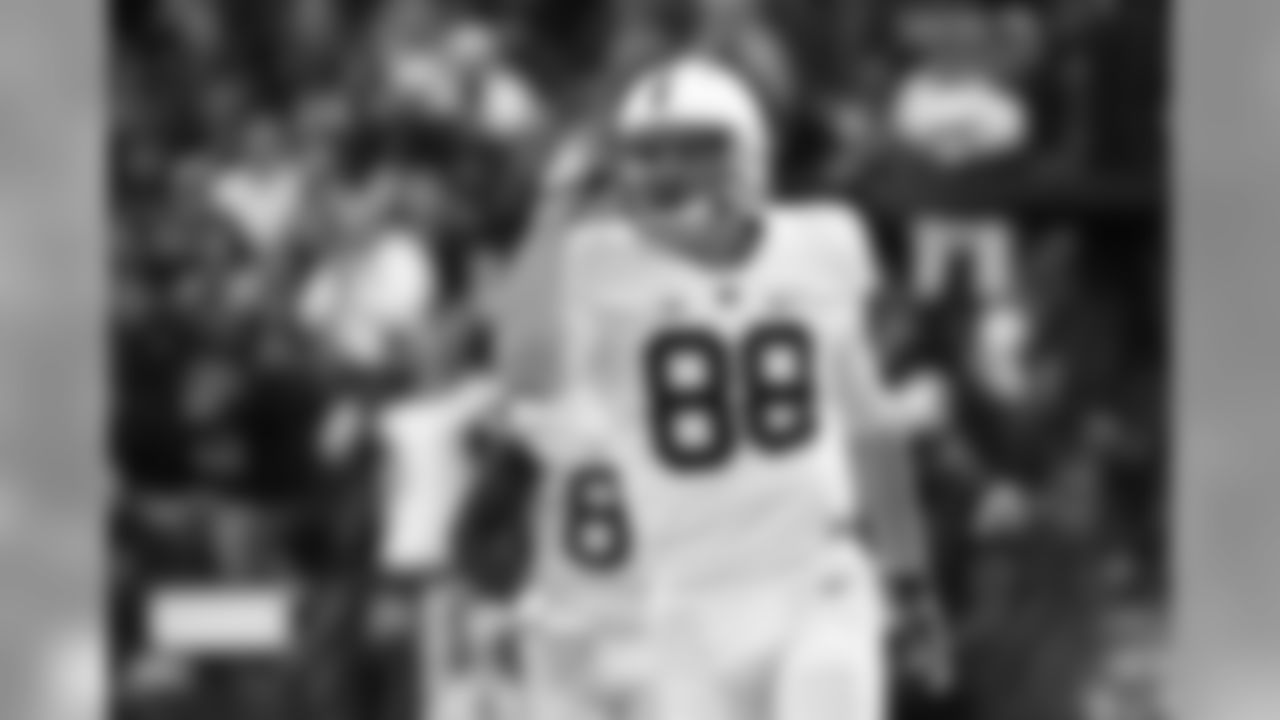 Penn State TE Mike Gesicki: Projected second-rounder