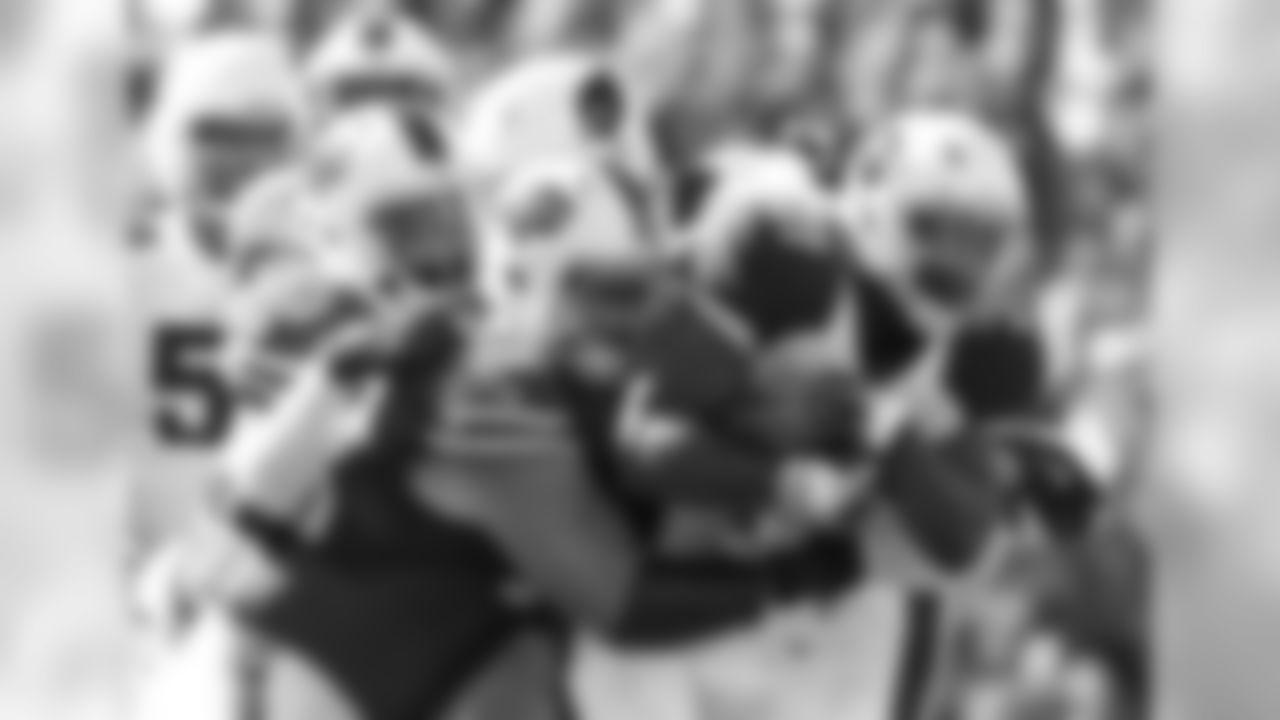 RB David Johnson at Buffalo
