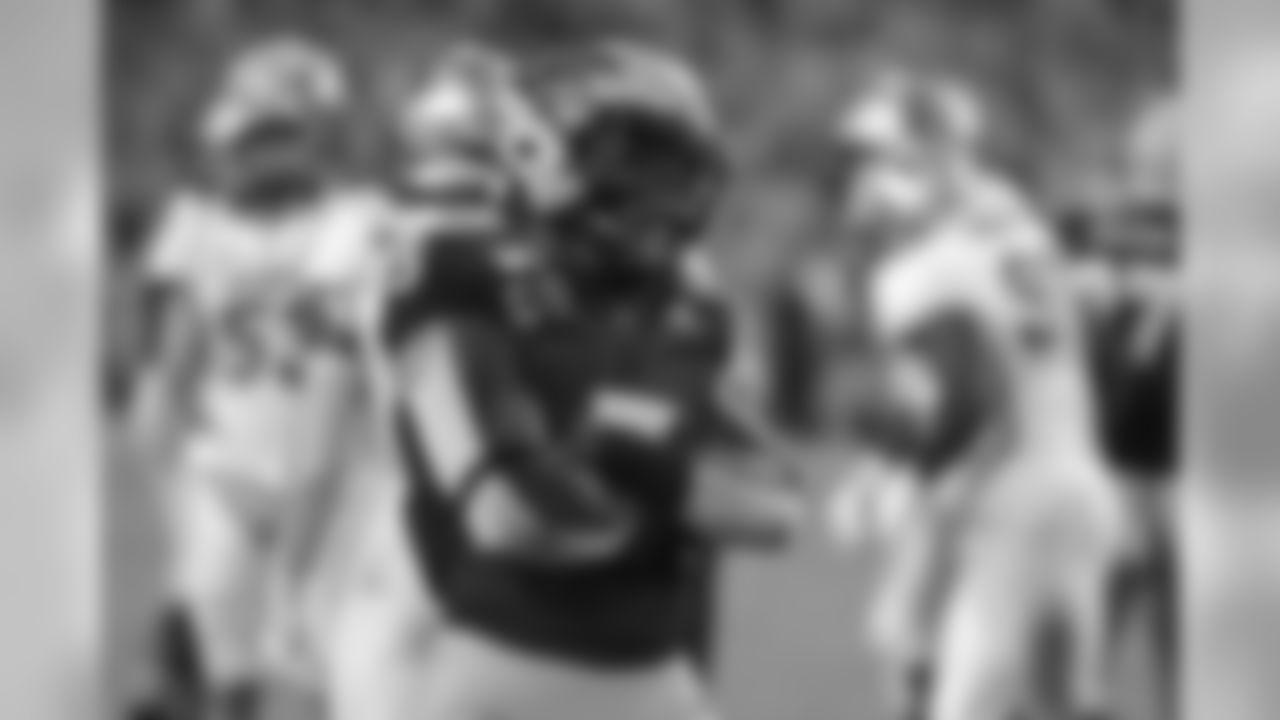 Seventh-round pick: Arizona State running back Eno Benjamin