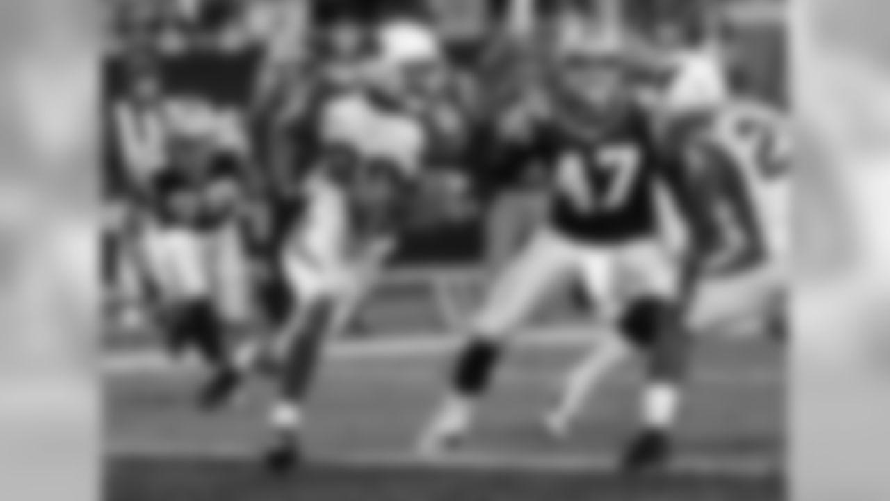 CB Dominique Rodgers-Cromartie picks off a pass
