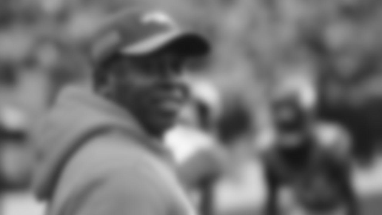 Defensive coordinator Vance Joseph