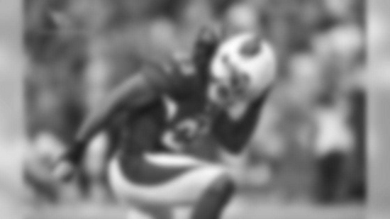 RB Chris Johnson celebrates a touchdown
