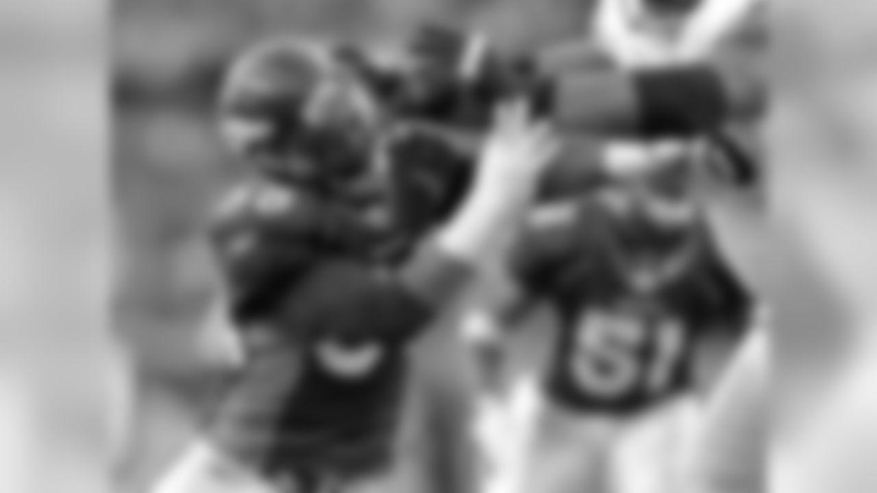 Denver Broncos linebacker Von Miller (58)