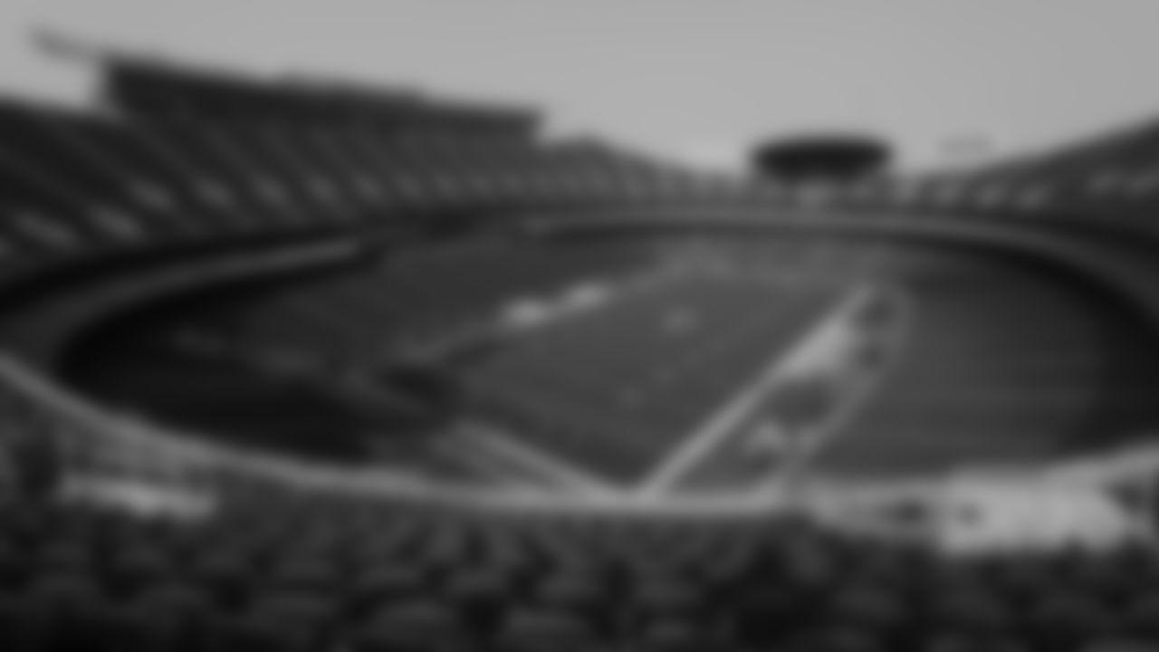 Kansas City Chiefs vs Cleveland Browns during NFL Season Opener at GEHA Field at Arrowhead Stadium in Kansas City, MO on September 12, 2021