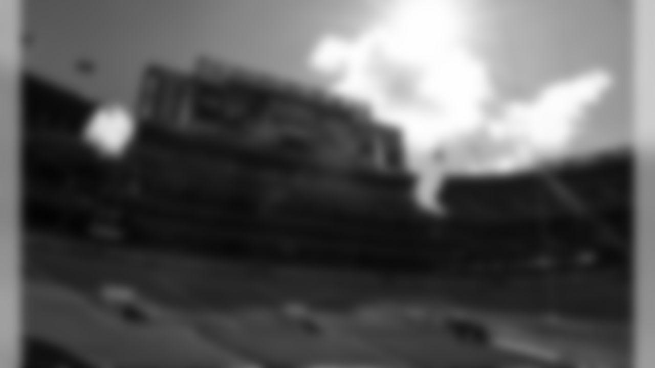 Kansas City Chiefs vs Green Bay Packers preseason game at Lambeau Field on August 29, 2019.