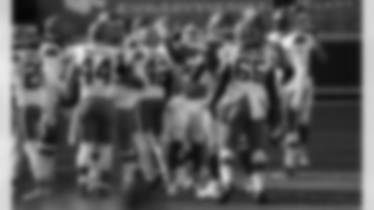 Kansas City Chiefs vs. Cleveland Browns, Arrowhead Stadium, Kansas City, MO., January 17th 2021