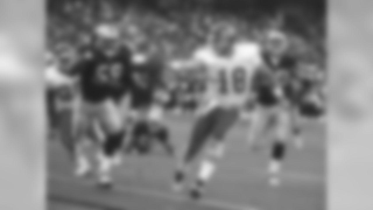 Kansas City Chiefs vs. the Oakland Raiders in the 2000's