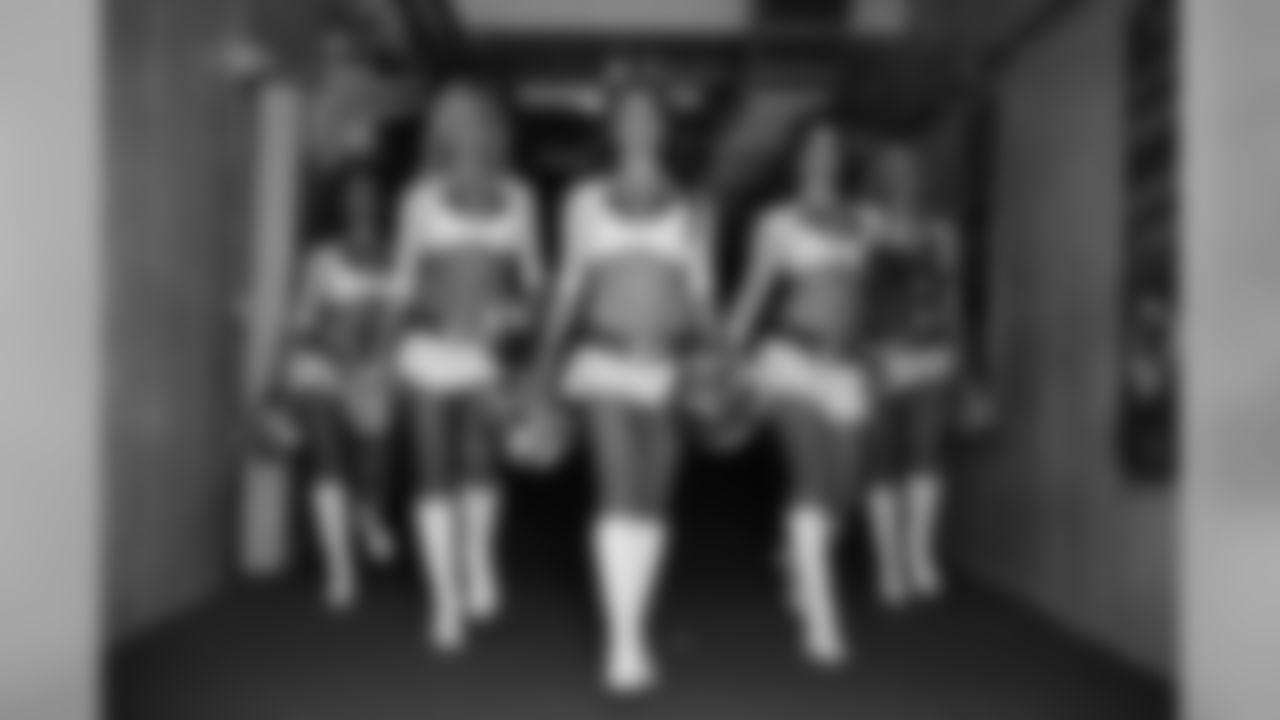 Kansas City Chiefs Cheerleader Hannah