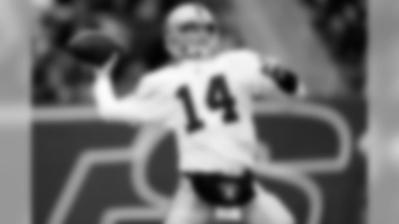 QB #14, Matt McGloin