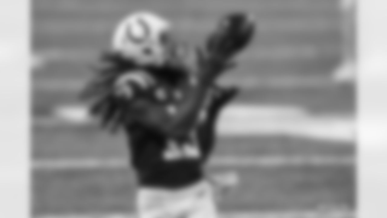 Unrestricted Free Agent  13 WR T.Y. Hilton