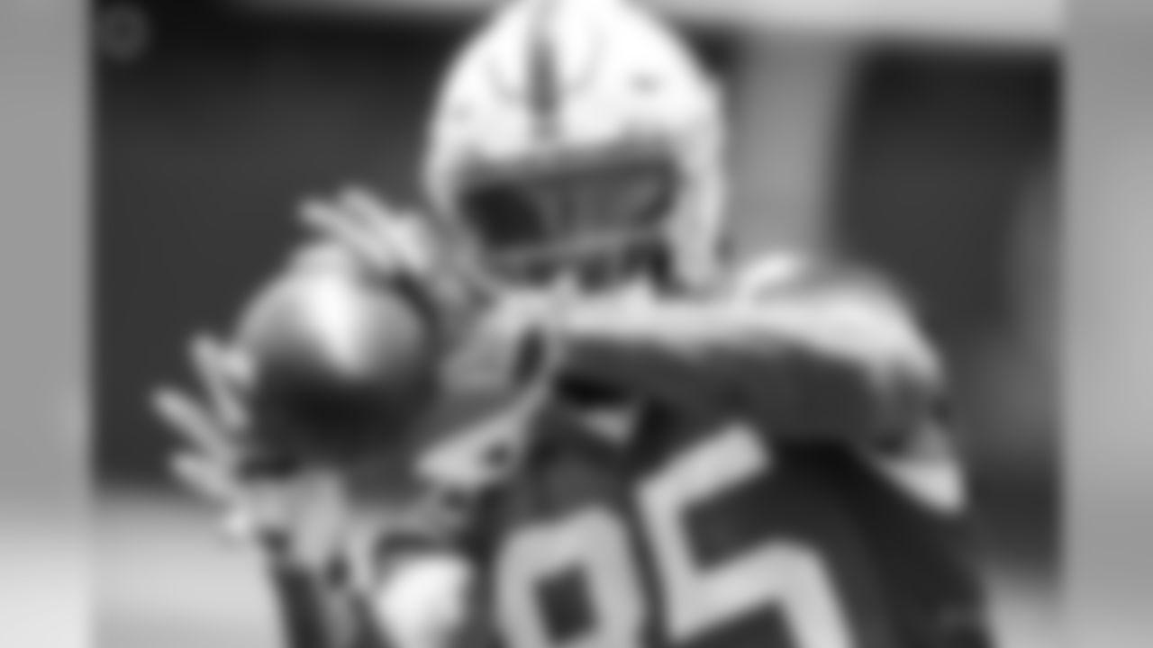 Colts begin their 2019 Veteran Minicamp