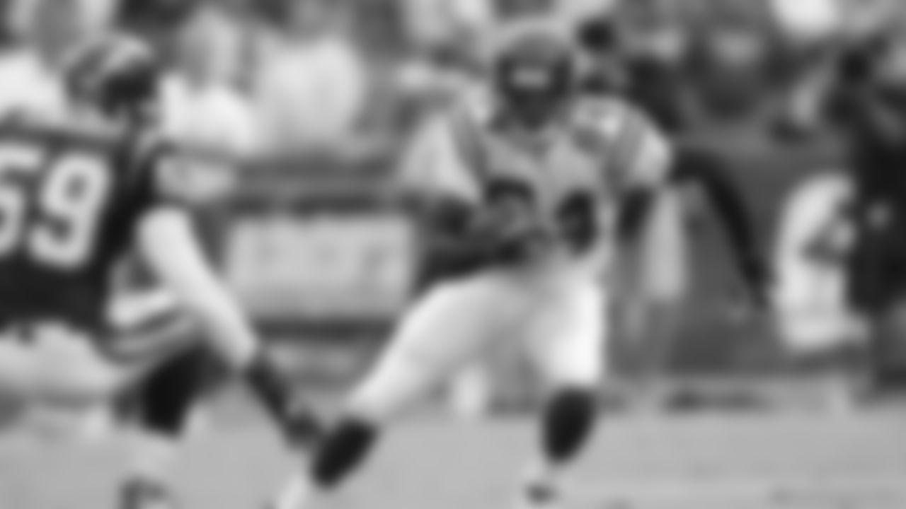 WR Randy Moss | 1998/ Round:1/ Pick:21 (Minnesota Vikings)