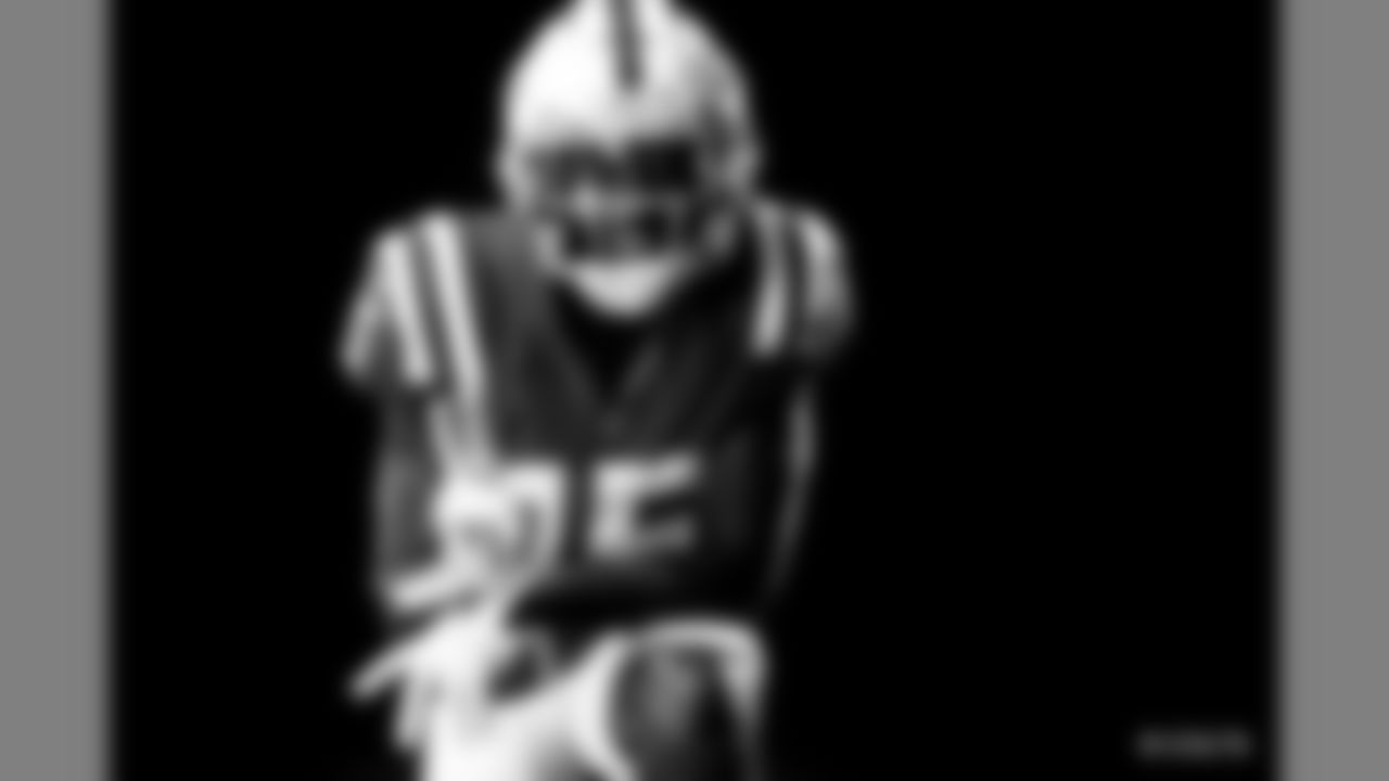 15 WR Parris Campbell