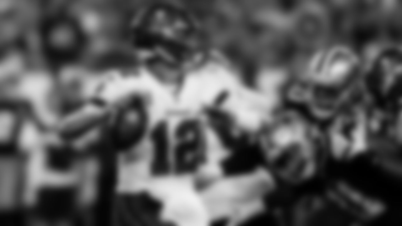 """Untouchable GOAT?  There's a reason they call Tom Brady the """"G.O.A.T"""" and the Cowboys have found this out too many times.  Six to be exact.  Sure, Thursday's game was the closest the Cowboys have ever gotten to actually beating Brady. But once again, he prevailed in the end, improving his record against Dallas to 6-0. The first five meetings occurred with the Patriots, who beat the Cowboys in 2003, 2007, 2011, 2015 and 2019 with Brady as the starter.  The Cowboys did intercept Brady twice and forced two more turnovers. But even against the seven-time Super Bowl winner, the four turnovers weren't enough.  """"You would think (it would be enough),"""" Randy Gregory said. """"But that's why they call him the GOAT. He makes stuff happen.""""  —Nick Eatman (9/10)"""